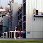 Фото одного из предприятий химической отрасли промышленности